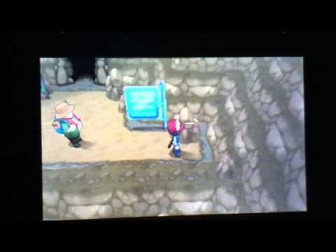 Pokemon X and Y Hidden Easter Egg