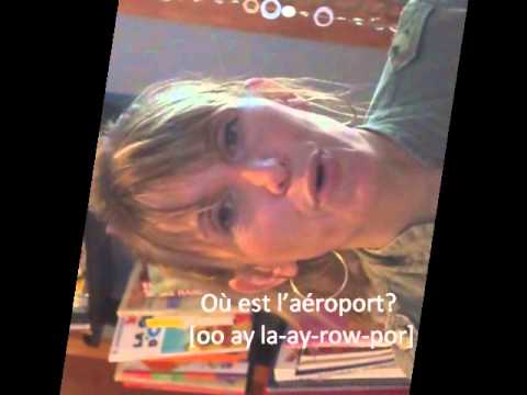 How to ask where something is in French