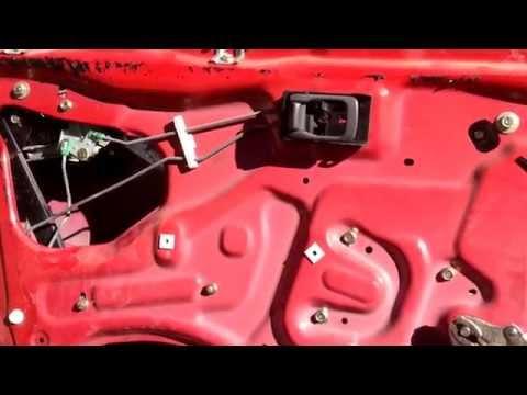 1996 Subaru Impreza manual window crank issue fix!!!