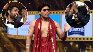 Allu Sirish Cracking Jokes On South Stars