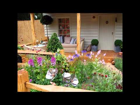 Decorations ideas for a small garden