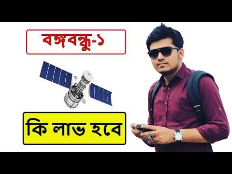 Bangabandhu Satellite -1 বঙ্গবন্ধু স্যাটেলাইট -1