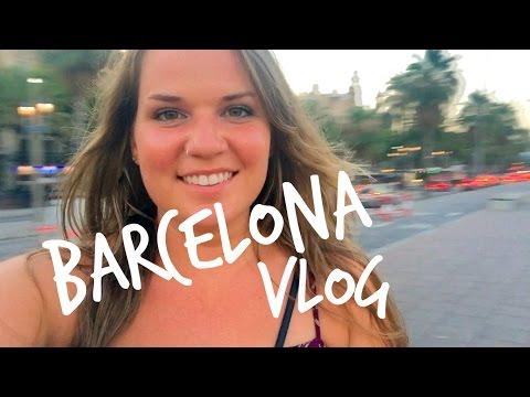 Vlog || 360 Degrees of Barcelona