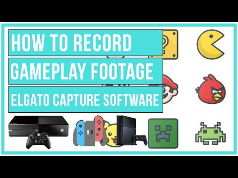 How To Record Console Gameplay Footage With Elgato Game Capture - Full Tutorial and Overview
