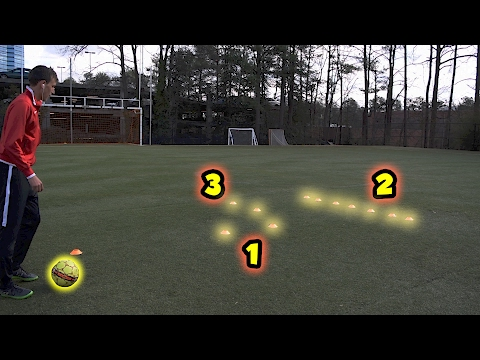 Change of Direction - Football and Soccer Exercises
