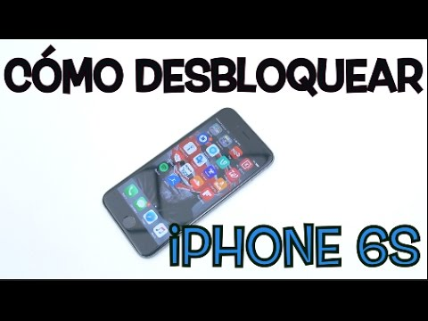 Cómo desbloquear el iPhone 6S (Cualquier operador o país) Verizon, AT&T, Sprint, ETC