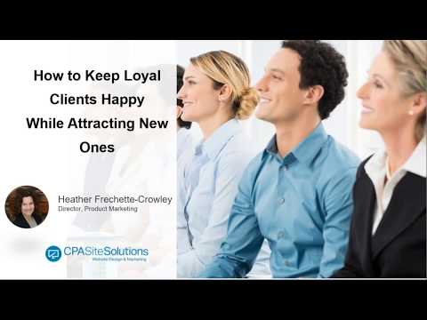 6 Ways to Keep Clients & Get New Ones | CPA Site Solutions