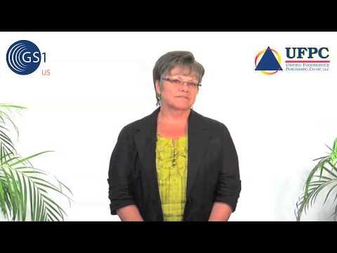 Benefits of the GS1 US Foodservice Initiative: Brenda Lloyd, UFPC