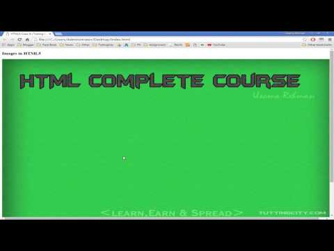 HTML5 Complete Course class 8 by Usama Rehman