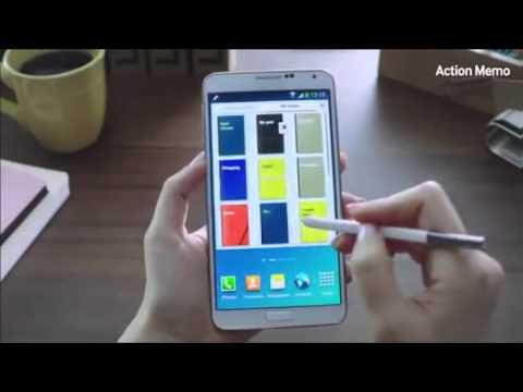 Samsung Galaxy Note 3 + Samsung Galaxy Gear 2 review At home