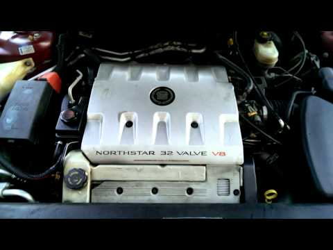 Adjusting Idle Speed on a Cadillac DeVille - 97 Cadillac