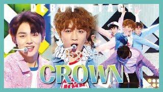 Download [Hot Debut] TXT- CROWN , 투모로우바이투게더 - 어느날 머리에서 뿔이 자랐다 show Music core 20190309 Video