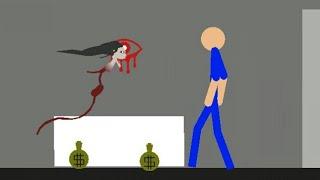 Eyes The Horror Game - Stick Nodes Horror Animation