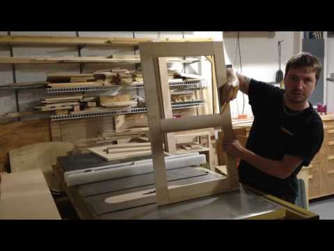 Easy Step By Step Shop Cart Build For Woodworking Beginners