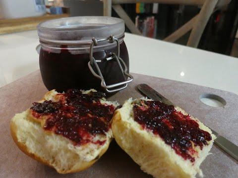 Homemade Mixed Berry Jam