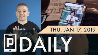 Download Galaxy S10 Plus spotted in the wild, Pixel 3 Lite & more - Pocketnow Daily Video