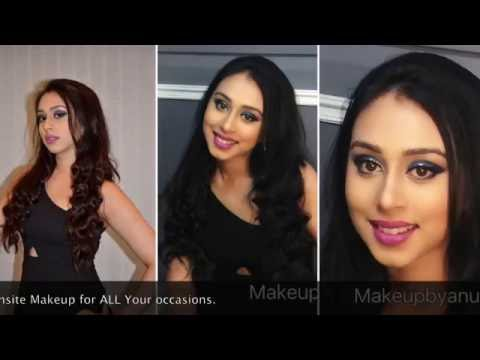 A Great Look for Prom -  Makeup by Anu Sarin