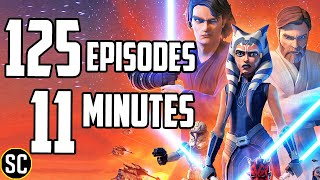 CLONE WARS Recap : Everything You Need to Know Before The Final Season   STAR WARS