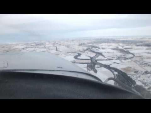 Flight 1: Red Deer-Wetaskiwin