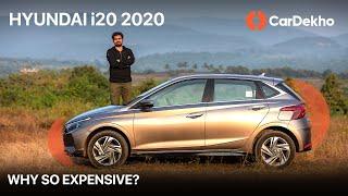 Hyundai i20 Diesel & Petrol AT Review: First Drive   Why So Expensive?   हिंदी   CarDekho.com