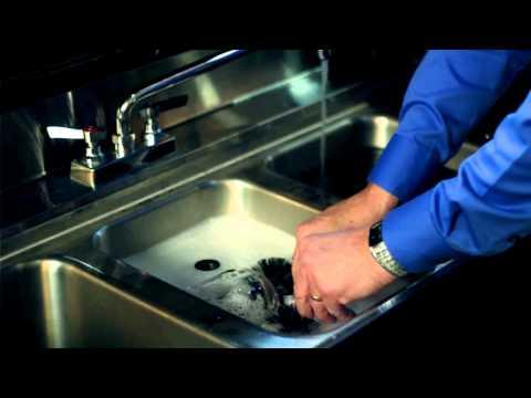 Handwashing Glassware