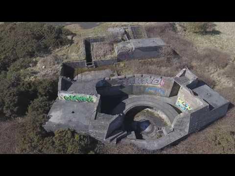 Abandoned War Defences