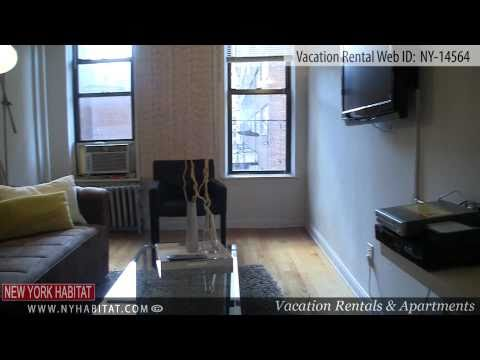 New York City Vacation rental: one bedroom accommodation in the Upper East Side (68th street)