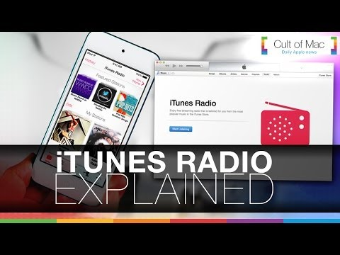 iTunes Radio Explained