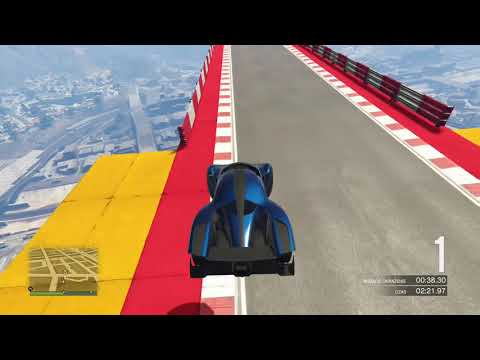 GTA Online - Premium Race - Downtown Loop (5:06.958)