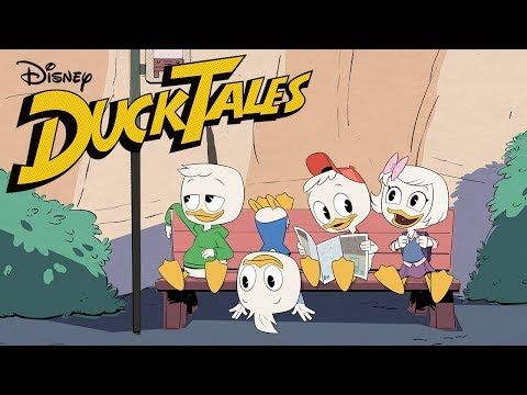 Welcome to Duckburg Compilation | DuckTales | Disney Channel