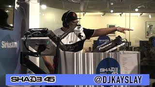 22G'Z Interview with Dj Kayslay on Shade45