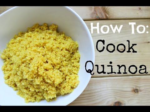 How To Cook Perfect Quinoa | Healthy Tip Tuesday