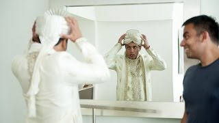 Groom Getting Ready | Indian Wedding Video GTA | Forever Video - Toronto Videography Photography