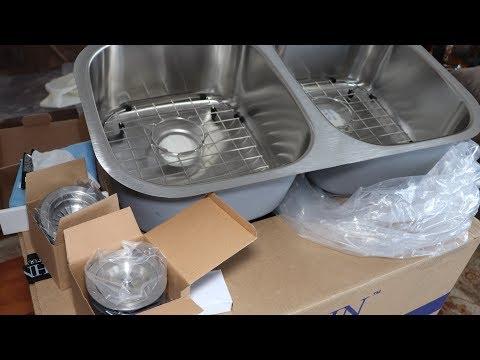 Kitchen Update Part 2 Hahn SS002 Sink