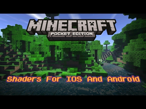 Awesome Shader Pack For IOS And Android - Minecraft PE