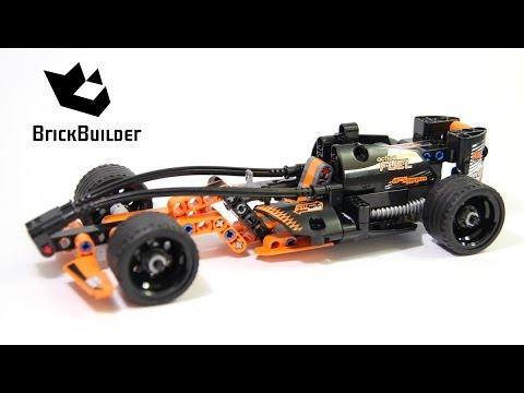 Lego Technic 42026 Action Racer - Lego Speed build