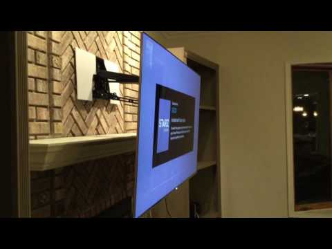Dynamic Mount - A Must Buy For A TV Above A Fireplace
