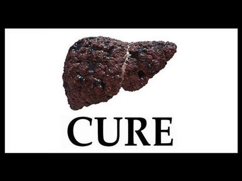 CIRRHOSIS CURE - Serrapeptase The Super Enzyme Dissolves Cirrhotic Liver Scar Tissue