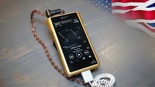 Sonys Golden Walkman sounds great, costs $3000
