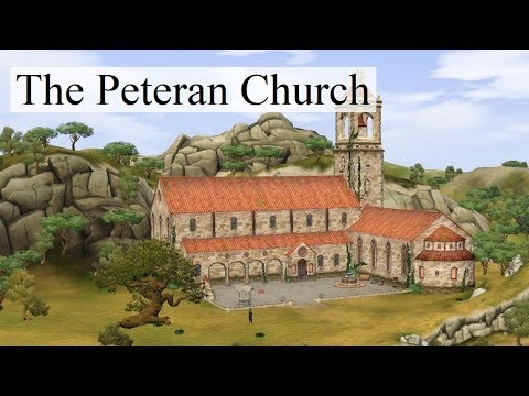 The Sims Medieval and Chill – Furnishing the Peteran Church (no voice)