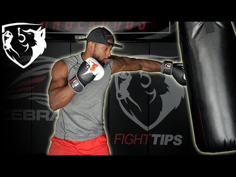 Solo Boxing Defense Drills (and Combos)