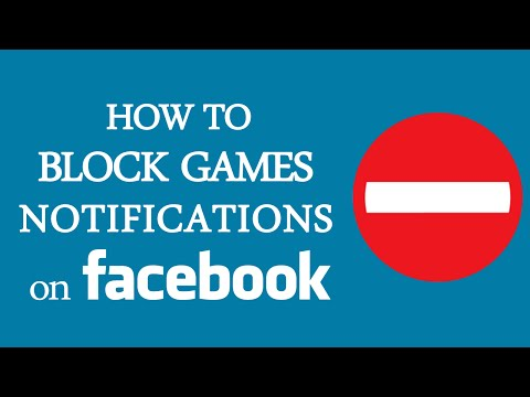 How to Block Games Requests and Notifications on Facebook Forever?