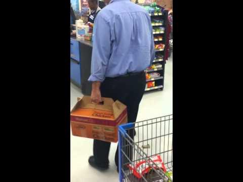 Racial discrimination at Walmart!!! SHARE THIS!