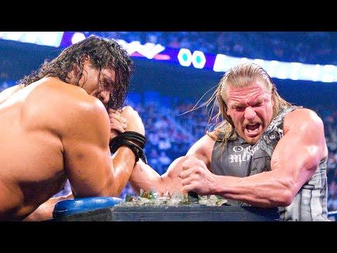 Xxx Mp4 Triple H Battles The Great Khali In Indian Broken Glass Arm Wrestling Match SmackDown Aug 8 2008 3gp Sex
