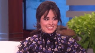 """Camila Cabello Tells Of """"Near-Death"""" Experience Night Before Her Album Release"""