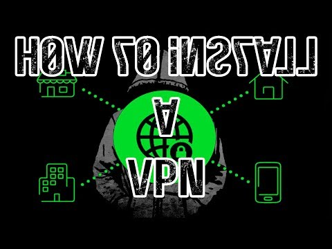 How to setup a PPTP VPN server on Linux (VPS / Dedicated Server)