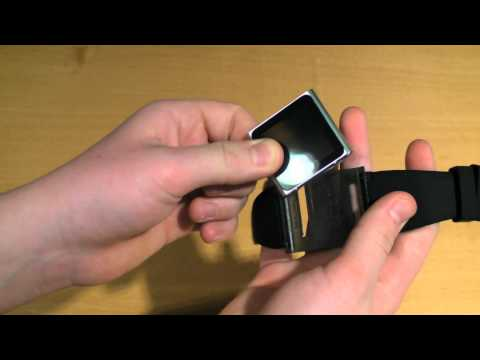 iWatchz Q Collection iPod Nano 6g Watch Band Review!!!