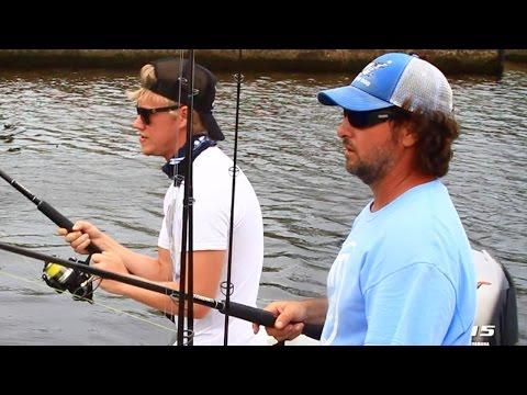 Tarpon Fishing Lunkerdog And Outlaw