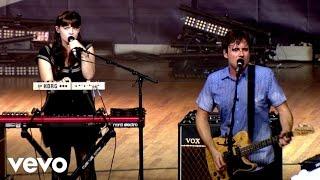Jimmy Eat World - Evidence (Virgin Mobile FreeFest 2010)