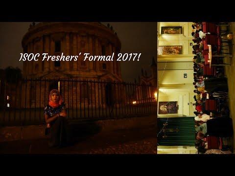 Oxford Islamic Society's Freshers' Formal 2017!